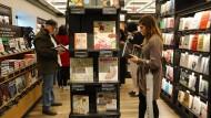 Amazon Bookstore in New York City