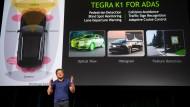 Jen-Hsun Huang, Vorstandsvorsitzender des Chipherstellers Nvidia