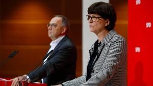 Wenn die SPD die Linkspartei links überholt