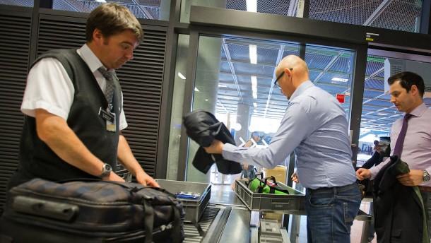 Flugpassagiere müssen in Frankfurt nicht mehr so lange warten