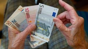 Was in der Rente jetzt ansteht