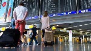Flugpreis muss für jede Zahlungsart gelten