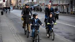 Wie Kopenhagen zum Paradies für Fahrradfahrer wurde