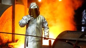 Amerika will Stahleinfuhren deutlich begrenzen