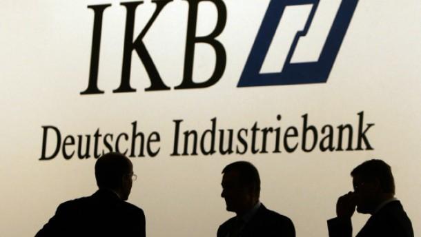 EU genehmigt IKB-Rettung