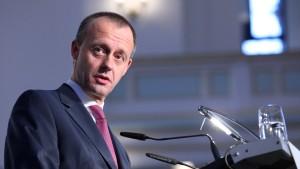Ehemaliger CDU-Spitzenmann Merz geht zu Blackrock