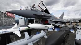 Airbus zerlegt die Rüstungssparte