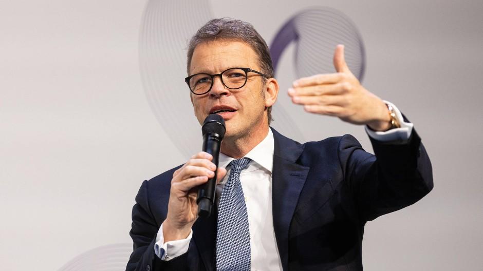 Der Vorstandsvorsitzende der Deutschen Bank, Christian Sewing, soll im Frühjahr 2021 neuer Bankenpräsident werden.