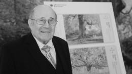 Der letzte deutsche Postminister ist tot
