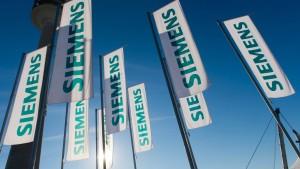 Siemens will 1700 Stellen in Deutschland streichen
