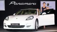 Prestigeobjekt Porsche - damit kann man noch angeben