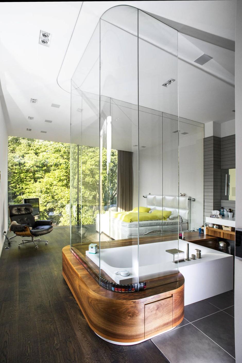 bilderstrecke zu neue h user villa in berlin grunewald bild 6 von 7 faz. Black Bedroom Furniture Sets. Home Design Ideas
