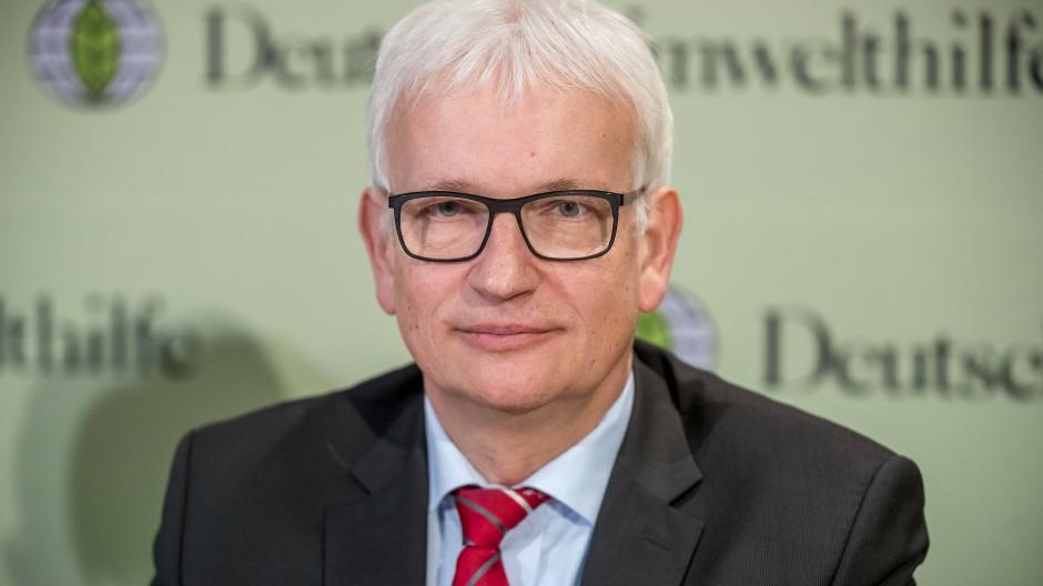 Jürgen Resch ist der Chef der Deutschen Umwelthilfe.