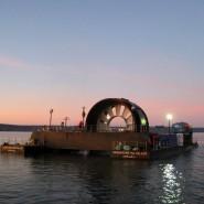Alternative Anlage im Norden Schottlands: Gezeitenkraftwerk auf den Orkney-Inseln