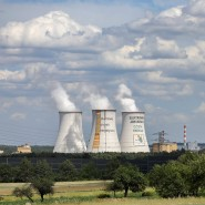 Das Steinkohle-Kraftwerk Jaworzno in Polen.