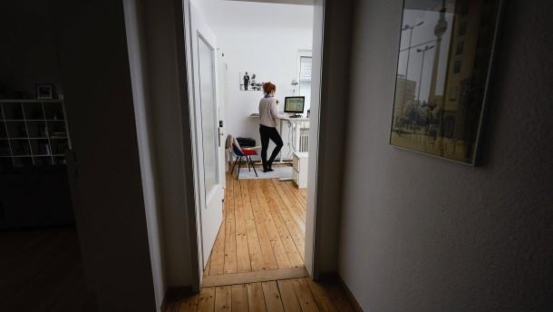 Sehnsucht nach dem Büro – aber nur ein bisschen