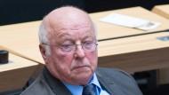 """Norbert Blüm war unter Kanzler Kohl Arbeitsminister. """"Die Rente ist sicher"""", war sein Mantra."""