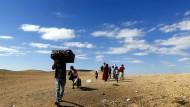 Türkei will freie Hand für Militäreinsatz in Syrien