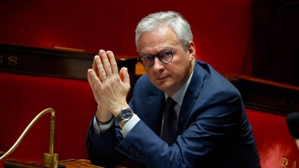Paris rettet auch ältere Pleitekandidaten