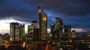 Europas Banken fallen gegenüber Amerika noch weiter zurück
