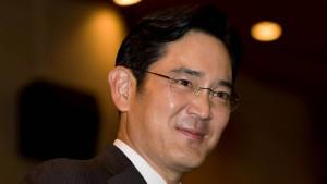 Haftbefehl gegen Samsung-Chef denkbar