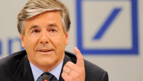 Deutsche Bank bleibt hinter den Erwartungen