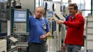 Elektroingenieure braucht das Land. Was, wenn die alten in Rente gehen?