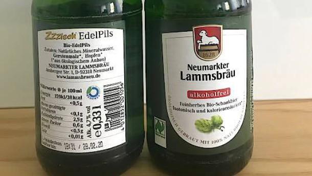 Panne in der Bio-Brauerei