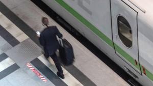 Unternehmen stoppen Dienstreisen