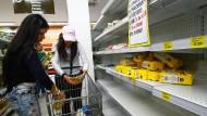 Auch Windeln und Hygiene-Artikel gehören in Venezuela zu knappen Gütern