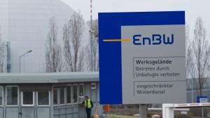 Machtprobe bei ENBW