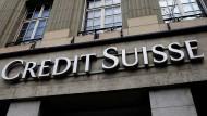 Die Credit Suisse ist die zweitgrößte Bank in der Schweiz.