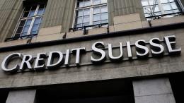 Hedgefonds will Credit Suisse in drei Teile aufspalten