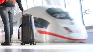 Lufthansa will Passagiere in Turbo-ICE setzen