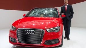 Nur Europa bereitet Audi Sorgen