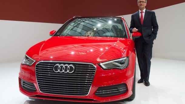 Bilanz-PK Audi