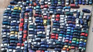 Autoabsatz schwächelt nur in Europa