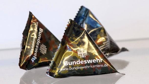 Wie die Bundeswehr um junge Leute wirbt