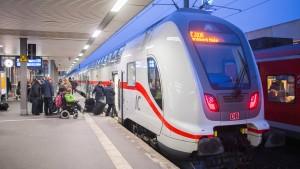 Deutsche Bahn ist überraschend gut im Geschäft