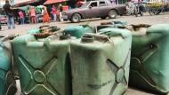 Bisher war Benzin in Venezuela billiger als Wasser.