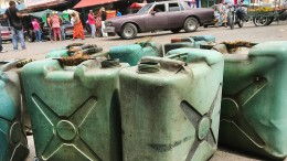 Benzinpreis in Venezuela soll steigen