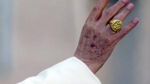 Spende an den Papst ist nicht abzugsfähig