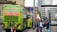 Dobrindt will keine Fernbus-Maut