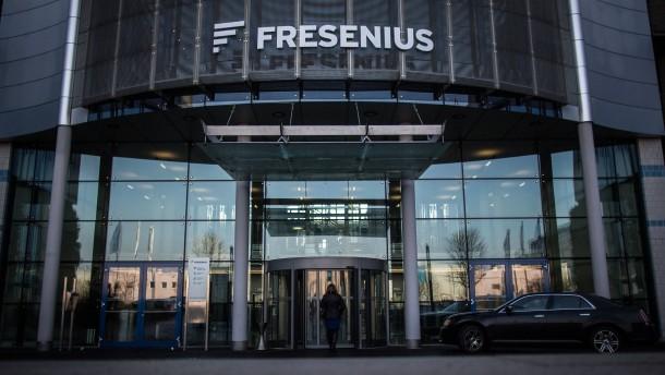 Fresenius spricht Interessenten für Transfusionssparte an