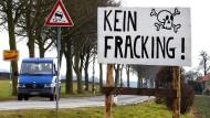 Niedersachsen will Fracking wieder genehmigen