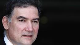 Empörung über Strafe für griechischen Chefstatistiker