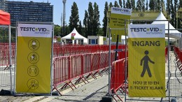 Bundesregierung warnt vor Reisen nach Antwerpen