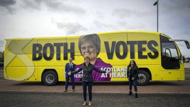 Schottlands Achillesferse