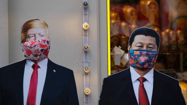 """""""Amerika sollte China nicht drängen, weniger Staatsunternehmen zu haben"""""""