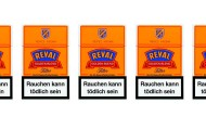 Produktion eingestellt: Reval Filterzigaretten